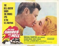 To the Shores of Hell - 11 x 14 Movie Poster - Style B