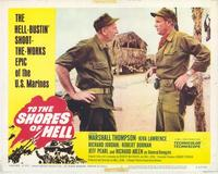 To the Shores of Hell - 11 x 14 Movie Poster - Style E