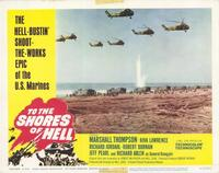 To the Shores of Hell - 11 x 14 Movie Poster - Style C