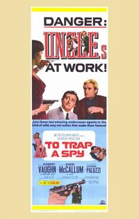 To Trap a Spy - 11 x 17 Movie Poster - Style A