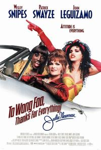 To Wong Foo, Thanks for Everything, Julie Newmar - 27 x 40 Movie Poster - Style A