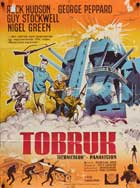 Tobruk - 27 x 40 Movie Poster - Danish Style A