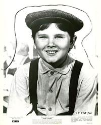 Toby Tyler - 8 x 10 B&W Photo #24