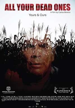 Todos tus muertos - 27 x 40 Movie Poster - Style A