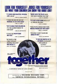 Together - 27 x 40 Movie Poster - Style A