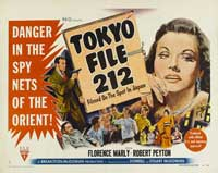 Tokyo File 212 - 30 x 40 Movie Poster UK - Style A
