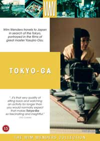 Tokyo-Ga - 11 x 17 Movie Poster - Danish Style A