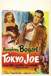 Tokyo Joe - 11 x 17 Movie Poster - Belgian Style A