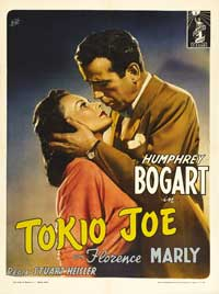 Tokyo Joe - 27 x 40 Movie Poster - Italian Style A
