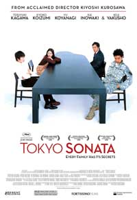 Tokyo Sonata - 11 x 17 Movie Poster - Style A
