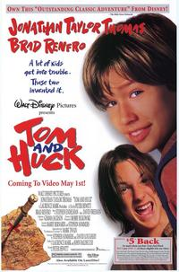 Tom and Huck - 27 x 40 Movie Poster - Style A