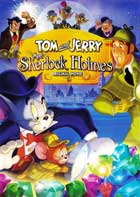 Tom and Jerry Meet Sherlock Holmes - 11 x 17 Movie Poster - Style A
