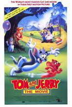 Tom and Jerry - 11 x 17 Movie Poster - Style A