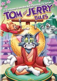 Tom and Jerry Tales (TV) - 11 x 17 TV Poster - Style B