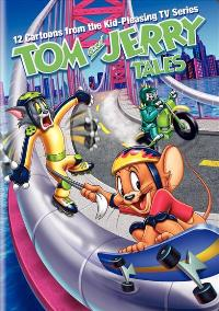 Tom and Jerry Tales (TV) - 11 x 17 TV Poster - Style C
