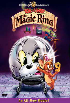 Tom and Jerry: The Magic Ring - 11 x 17 Movie Poster - Style A