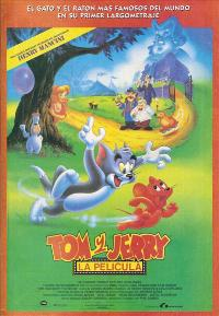 Tom and Jerry: The Movie - 27 x 40 Movie Poster - Spanish Style A