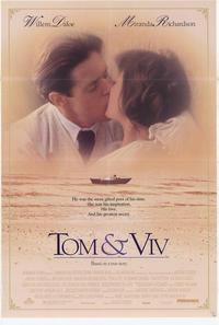 Tom & Viv - 27 x 40 Movie Poster - Style A