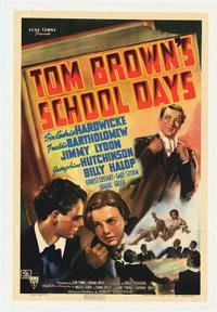 Tom Brown's School Days - 11 x 17 Movie Poster - Style A