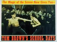 Tom Brown's School Days - 11 x 14 Movie Poster - Style B
