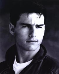Tom Cruise - 8 x 10 B&W Photo #2