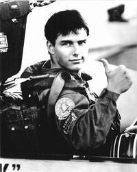Tom Cruise - 8 x 10 B&W Photo #3