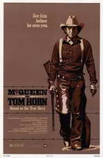 Tom Horn - 11 x 17 Movie Poster - Style A