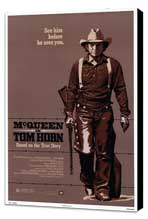 Tom Horn - 27 x 40 Movie Poster - Style A - Museum Wrapped Canvas