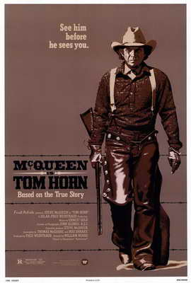 Tom Horn - 27 x 40 Movie Poster - Style A