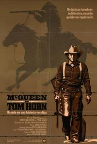 Tom Horn - 27 x 40 Movie Poster - Style B