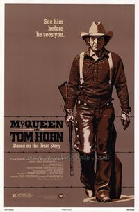 Tom Horn - 43 x 62 Movie Poster - Bus Shelter Style A