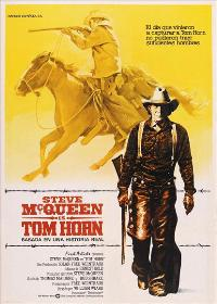 Tom Horn - 11 x 17 Movie Poster - Spanish Style A