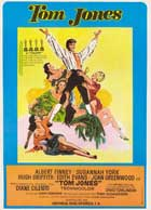Tom Jones - 27 x 40 Movie Poster - Spanish Style A