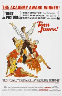 Tom Jones - 11 x 17 Movie Poster - Style A