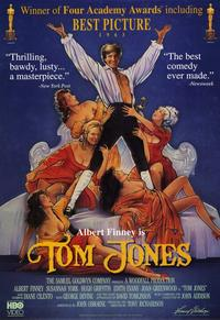 Tom Jones - 11 x 17 Movie Poster - Style B