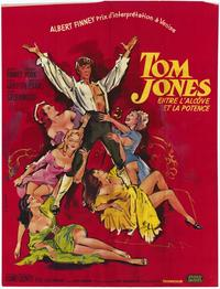 Tom Jones - 11 x 17 Movie Poster - French Style A