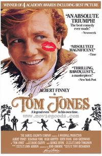Tom Jones - 27 x 40 Movie Poster - Style A