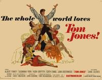 Tom Jones - 22 x 28 Movie Poster - Half Sheet Style A