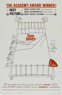 Tom Jones - 27 x 40 Movie Poster - Style C