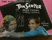 Tom Sawyer - 11 x 14 Movie Poster - Style B