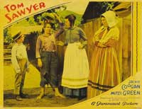 Tom Sawyer - 11 x 14 Movie Poster - Style I