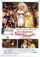 Tom Sawyer - 11 x 17 Movie Poster - Spanish Style A