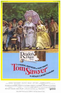 Tom Sawyer - 11 x 17 Movie Poster - Style A