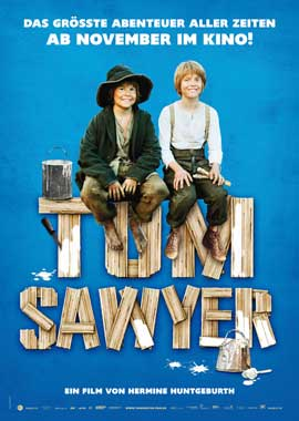 Tom Sawyer - 27 x 40 Movie Poster - Style A