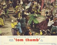 Tom Thumb - 11 x 14 Movie Poster - Style E