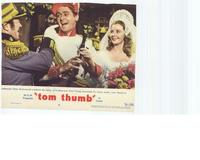 Tom Thumb - 11 x 14 Movie Poster - Style F