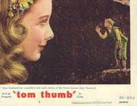 Tom Thumb - 11 x 14 Movie Poster - Style C