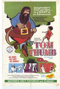 Tom Thumb - 11 x 17 Movie Poster - Style A