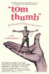 Tom Thumb - 11 x 17 Movie Poster - Style B