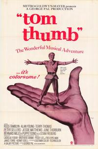 Tom Thumb - 43 x 62 Movie Poster - Bus Shelter Style A